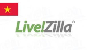 Livezilla - hướng dẫn việt hóa khung chat