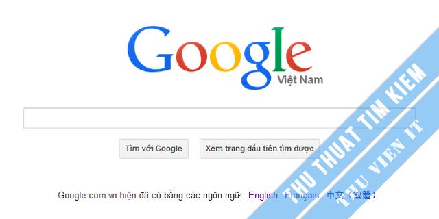 Mẹo & thủ thuật tìm kiếm trên Google