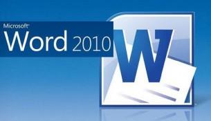 Giáo trình học word 2010 căn bản