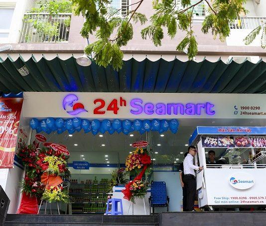 hai san sạch 24h seamart